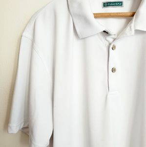 Cubavera | Button Up Dress Shirt w/ Ribbed Pattern